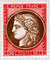 """FRANCE STAMP¨TIMBRE N° 351 """" EXPOSITION PARIS 1937 CERES 50c """" NEUF x TB R768"""