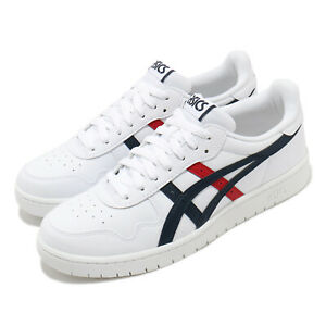 Asics Japan S White Navy Red Men Unisex Casual Classic Shoes 1191A212-104