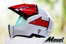 Masei 911 Macross Robotech Cosplay Motorcycle Model Bike Gundam Open Face Helmet