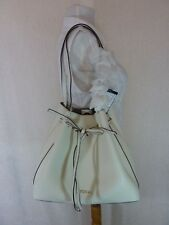 NWT FURLA Petalo Pebbled Leather LARGE Costanza Bucket Drawstring Tote Bag $448