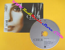 CD singolo Cher All Or Nothing 3984 28127 2 GERMANY 1999 no lp mc vhs dvd(S28*)
