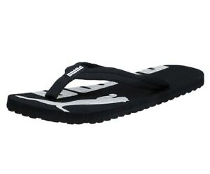Genuine Puma Epic Flip Flops Mens blue  Uk Size 9