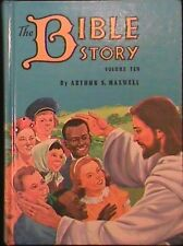 The Bible Story by Arthur S Maxwell Volume 10 Onward to Glory 8.5x6