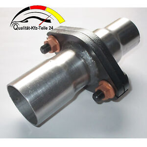 Exhaust Repair Compensator Catalyst Nissan Suzuki Honda Daewoo Mazda 44 MM