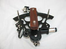 """8"""" sextante Náutico Marítimo Vintage Hecho a Mano Astrolabio de trabajo barco Instrumento"""