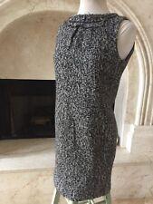 TALBOTS Textured  Tweed Dress  ( 10 P  )
