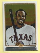 2010 Topps Chrome Baseball Vladimir Guerrero Topps 206 Chrome Expos 651/999