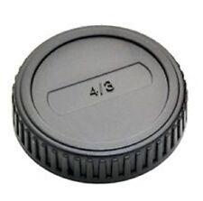 Rear Lens cap for Olympus OM ( four Thirds ) 4/3  OM10 OM20 OM30 OM40 E620 E5