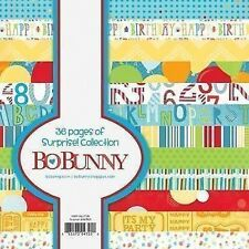 "New Bo Bunny Paper Pad 6"" x 6"" Surprise"