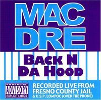 Mac Dre - Back N Da Hood EP [PA]  CD SEALED NEW / 7 TRACKS jail recordings