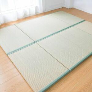 Foldable Sleeping Mattress Tatami Straw Mat Home Decor Yoga Mat Japan Style