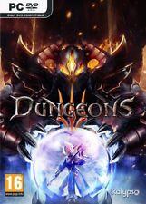 Code de Téléchargement Dungeons 3, Pc-Gamekey