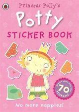 Princess Polly's Potty sticker activity book by Penguin Books Ltd (Paperback, 2003)
