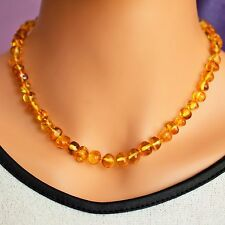 Amber Necklace / Baltic amber / healing amber necklace for adult / natural amber