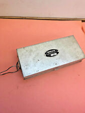 F8 Vintage Umco Model 10 Aluminum Tackle Box Boxes Lure Lures Bait Baits U.S.A.