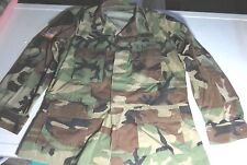 army issue BDU (battle dress uniform)  with patches