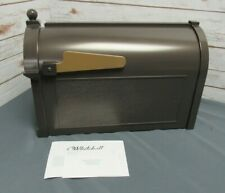 Whitehall Streetside Mailbox, Bronze, 16000 - C