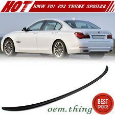 """IN STOCK USA"" Unpaint M3 Type Trunk Spoiler BMW 7-Series F01 F02 4DR 730Li 740d"