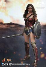 BATMAN v SUPERMAN: Wonder Woman 1/6th Scale Action Figure MMS359 (Hot Toys) #NEW