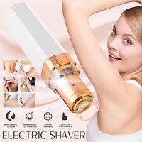 Women Epilator Lipstick Shaver Eyebrow Full Body Leg Facial Hair Remover