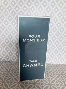 chanel pour monsieur Talc 150grams New And Sealed
