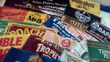 BAR TOWEL BEER CLOTHS MATS RETRO MANCAVE PUB LAGER ALE BITTER BREWERY BRAND NEW