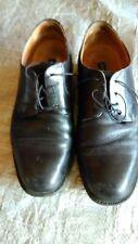Bostonian 'Marco' Black Men's Lace Up Oxfords Dress Shoes Size Us 9 1/2 w