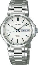 Seiko Spirit SCDC055 Elegant Men's Watch Titanium Case - 100 Genuine Japan