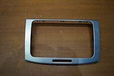 Original VW PASSAT 3C argent Naviblende Panneau de navigation 3C0858069P Blende