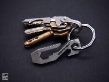 Mini Griffin Pocket Tool Keyring Multi-tool Everyday Carry EDC bottle opener
