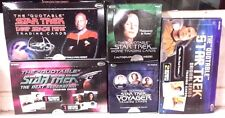 Star Trek QUOTABLE Trading Card Empty Display Box Set of 5- FREE S&H(KATC-307)