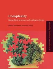 Complexity: Hierarchical Structures: Hierarchical Structures and Scaling in Phys