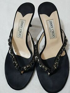 Jimmy Choo Thong Sandals