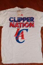 ADIDAS GO-TO TEE LA CLIPPERS MENS NBA T SHIRT CLIPPER NATION SAMPLE LARGE NWT