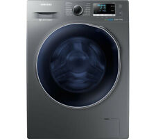 Samsung WD80J6410AX WD6000 Washer Dryer, ecobubble, 8kg