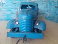 Collectible Soviet ZIS BIG tin toy car Truck USSR Propaganda