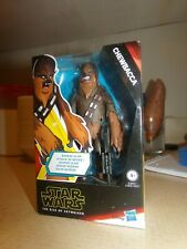 STAR WARS THE RISE OF SKYWALKER CHEWBACCA  ACTION FIGURE.