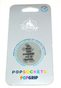 Mickey POPSOCKETS Disney Park It All Started with a Mouse ✿ iPhone Case Pop Grip