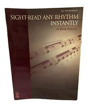 Sight-Read Any Rhythm Instantly Instructional 002500457