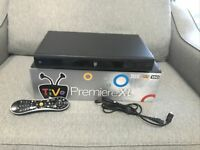 Tivo Premiere XL DVR Model TCD748000 1TB Hard Drive W/ Remote And Power cord