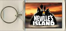 Neville's Island. The Play. Keyring / Bag Tag.