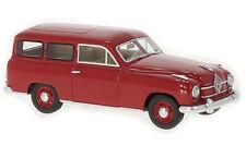 Borgward Hansa 1500 Break Rouge - 1951 Neo 1/43