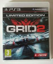 GRID 2 Limited Edition - PlayStation 3 PS3 - Complet