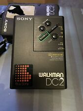 More details for sony walkman dc2