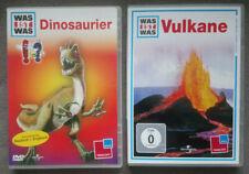 Was ist was - Dinosaurier + Vulkane - 2 DVD
