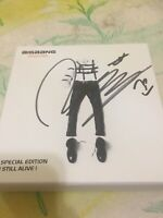 BIGBANG Still Alive Special Edition Daesung Version Autographed Album CD + Card