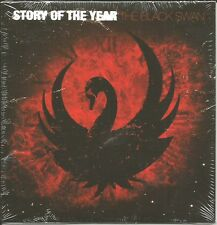 STORY OF THE YEAR Black Swan USA 2008 CARDED SLEEVE ADVNCE PROMO CD SEALED