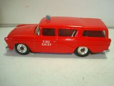 Nash Rambler Fire Chief Meccano Ltd Made In England Prov Pat