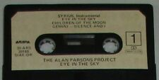 "MC THE ALAN PARSONS PROJECT ""Eye in sky"" 1982 stampa italy ARISTA cd lp dvd vhs"