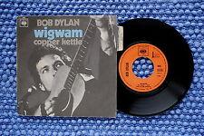 BOB DYLAN / SP CBS 5122 / Label 1 / BIEM 1970 ( F )